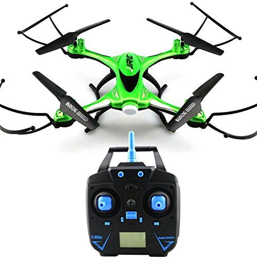 Yunshangauto JJRC H31 Etanche Sans tête Mode 360° RC Drone...