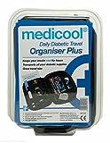 Medicool Dia-Pak Classic Organizer+Safe Med Sensor Bundle | DP CLAS/Black+SafeMed