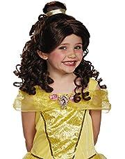 Disney Princess Belle Beauty & the Beast Girls' Wig