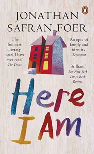 Buchseite und Rezensionen zu 'Here I Am (English Edition)' von Jonathan Safran Foer