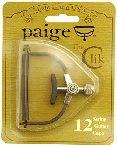 Paige Clik Guitar Capo - 12-String