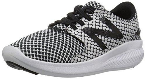 New Balance Femmes Chaussures Athlétiques Couleur Noir Black/White Taille / 0 U
