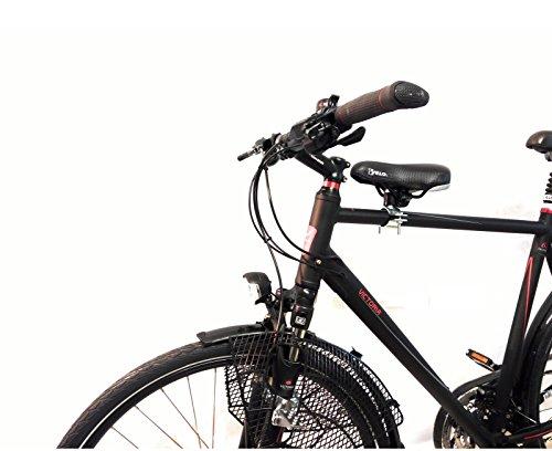 ZRMH-01- Herren Fahrrad Kindersitz für vorn (wie in DDR Zeiten) Variante 1: Ø 22mm-35mm