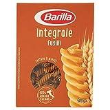 Barilla Pasta Fusilli Integrali, Pasta Corta Di Semola Integrale Di Grano Duro, Integrale, 500 g