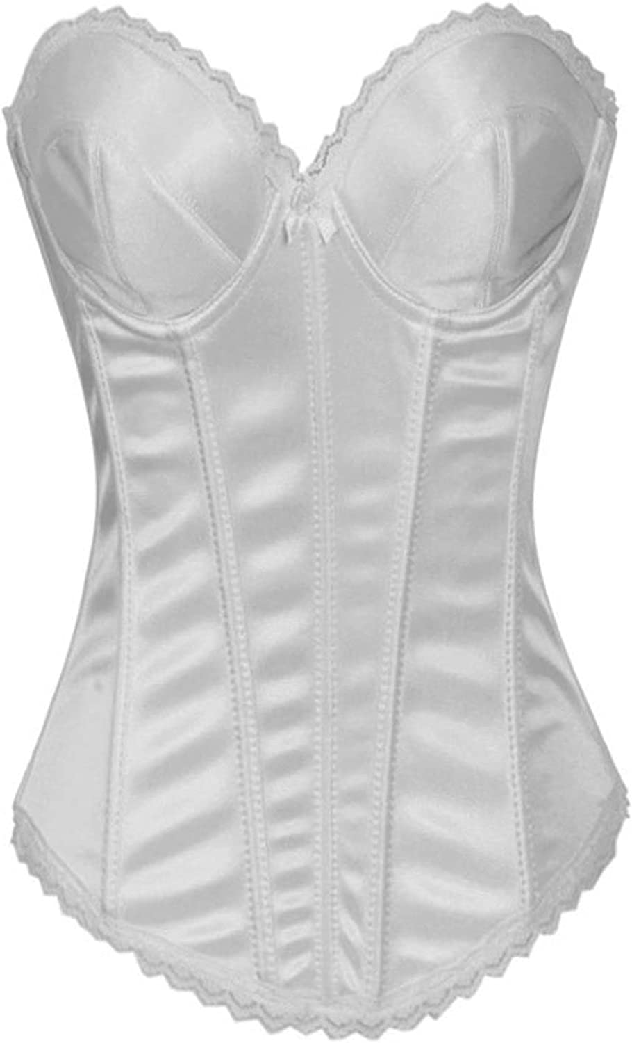 Womens Direct sale of manufacturer Vintage Store Corsets Solid Color Corset Sexy Body Shaper Top
