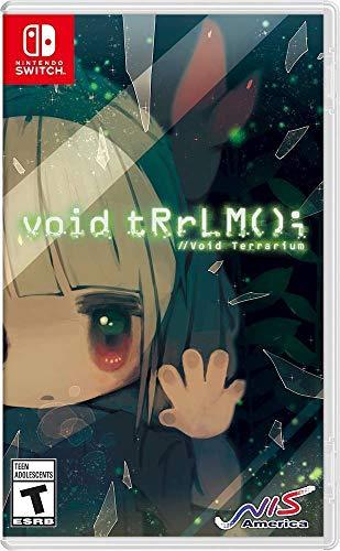Void Trrlm();//Void Terrarium - Nintendo Switch