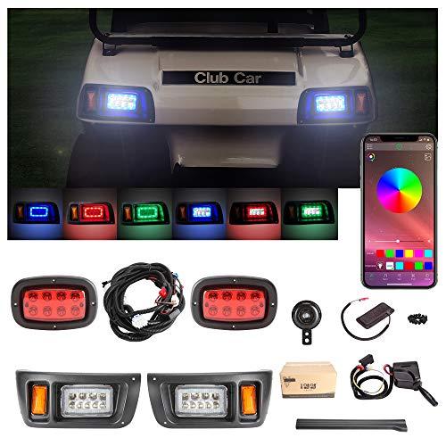 club car led tail lights - 9