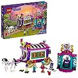 LEGO 41688 Friends Mundo de Magia: Caravana, Autocaravana de Juguete para Niños y Niñas 6 Años con Mini Muñecas