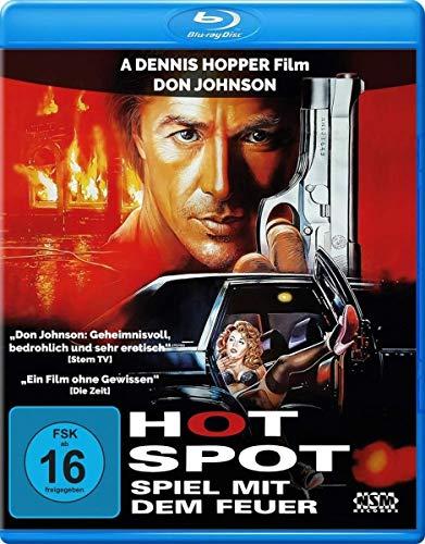 The Hot Spot - Spiel mit dem Feuer [Blu-ray]