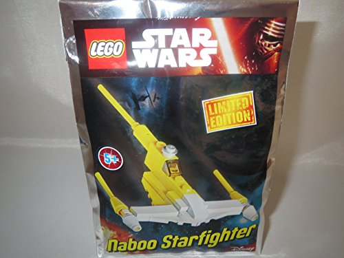LEGO Star Wars Naboo Starfighter - Limited Edition - 911609 - Polybag -