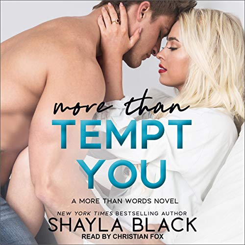 More Than Tempt You audiobook cover art