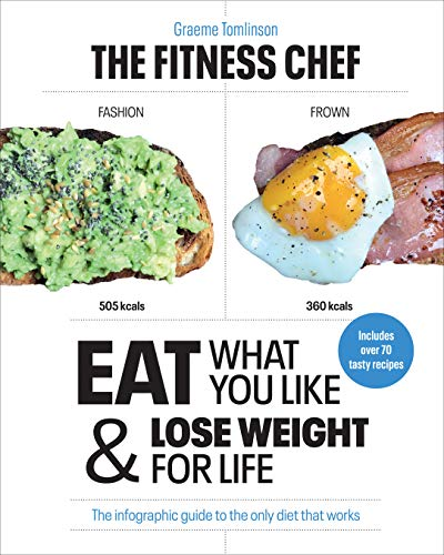 THE FITNESS CHEF: Eat What You Like & Lose Weight For Life - The infographic guide to the only diet