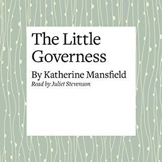 The Little Governess audiobook cover art