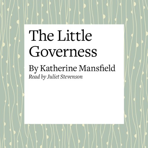 The Little Governess cover art