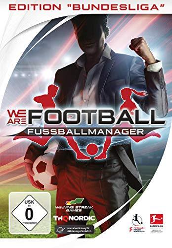 We are Football Fussballmanager - Edition 'Bundesliga' [Importación alemana]