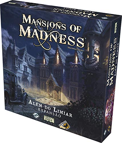 Além Do Limiar: Expansão - Mansions Of Madness