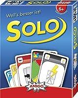 Solo. Kartenspiel: Die beliebteste Spielidee der Welt. Für 2 - 10 Spieler ab 6 Jahren