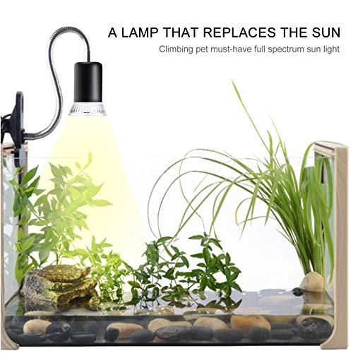 FuninCrea Lámparas térmicas para terrarios