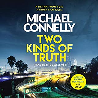 Two Kinds of Truth audiobook cover art