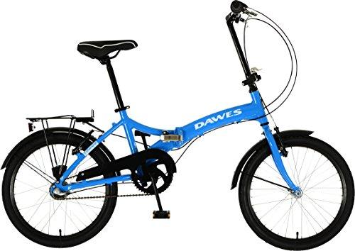 Dawes Diamond, bleu Vélo pliable 2018