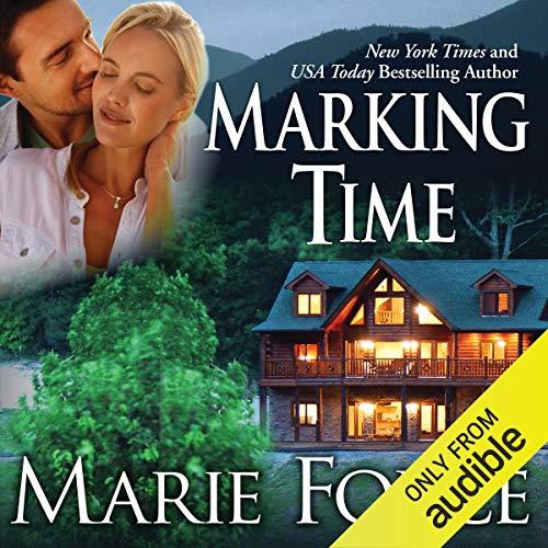Page de couverture de Marking Time