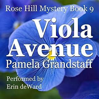 Viola Avenue audiobook cover art