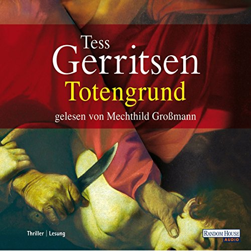 Totengrund audiobook cover art