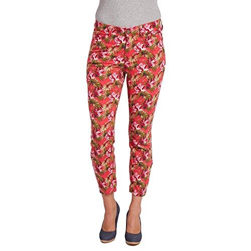 Mac Damen Jeans Dream Summer Chic Skinny Cropped pink (71) 36/27