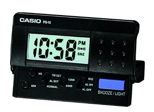 Casio Wecker Digital Quarz PQ 10 1ER