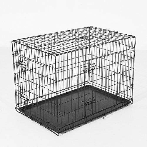 Hondenbench | Metaal | Inklapbaar