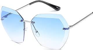 New Sunglasses Trends Glasses Cut Edge Sunglasses Frameless Metal Sunglasses