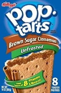 unfrosted brown sugar cinnamon pop tarts
