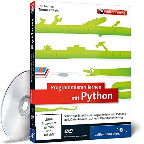 Preisvergleich Produktbild Programmieren lernen mit Python - Das Training für Einsteiger