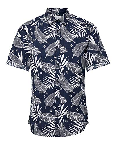 Only & Sons - Camisas hawaianas para hombre
