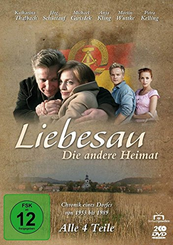 Liebesau - Die andere Heimat - Alle 4 Teile (Fernsehjuwelen) (2 DVDs)
