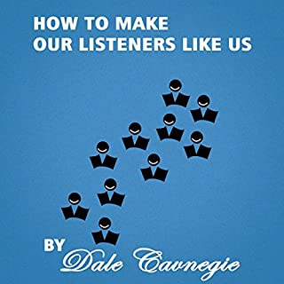 How to Make Our Listeners like Us cover art