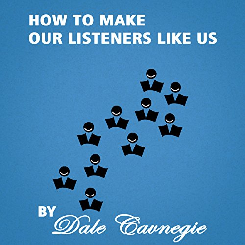 How to Make Our Listeners like Us audiobook cover art