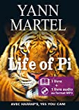 Harrap s Yes you can Audio LIFE OF PI (French Edition)