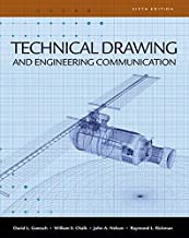 Best technical drawing and engineering communication 6th edition Reviews