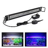 Best Aquarium Lightings - Docean Aquarium Lighting Fish Tank Light Hood Review