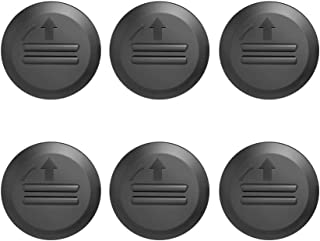 Ruzixt 6 Pack 6V Pet Collar Batteries Compatible with PetSafe RFA-67 6 Volt Replacement Battery