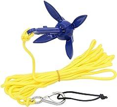 Portable Folding Anchor Buoy Kit for Boat Kayak Canoe Fishing Dinghy Raft