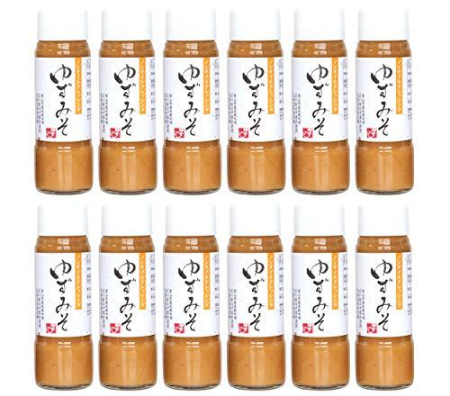 玉ねぎドレッシング ピリ辛みそ 200ml×12本セット(1ケース) トナミ醤油