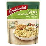 Pasta Continental y Salsa Alfredo Ajo Hierba 85gm...