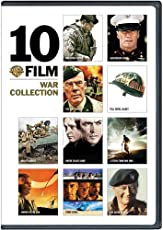 Image of WB 10 Film War Collection. Brand catalog list of Warner Manufacturing.