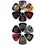 Perris Leathers LP12-GR1 Guns N Roses Guitar Pick Pack