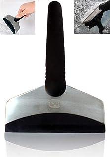 grattoir avec Gant avec /éponges poreuses de Lavage de Voiture. FUNBLUE Gants de grattoir pour Pare-Brise de Voiture d/éneigement pour Pare-Brise de Voiture