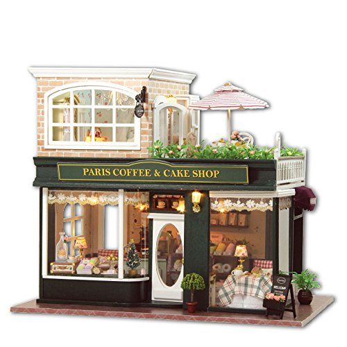 Fantastic Miniature Houses Amazon Co Uk Download Free Architecture Designs Scobabritishbridgeorg