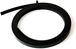Original Anet 1.7 Meters GT2 Timing Belt 2mm Pitch 6mm Width PU Material with Steel Wire Fit for A8 A6 3D Printer GT2-6mm ...
