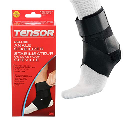 Tensor Ankle Stabilizing Brace, One-Size